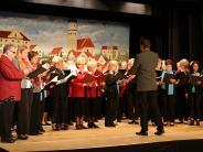 Konzert: Liederkranz feiert Geburtstag mit musikalischen Freunden