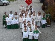 Walkertshofen: Ein Tag für die Ministranten