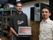 Königsbrunn: Königsbrunner fertigen Rechner nach Maß