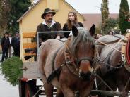 Großaitingen: Großaitingen ehrt den Schutzpatron des Viehs