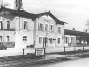 Bobingen: Alte Züge und neue Trends am Lechfeld