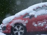 Landkreis Augsburg: Trotz Schnee sicher unterwegs