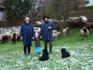 Walkertshofen: Auch der Schäfer kommt zum Weihnachtsmarkt