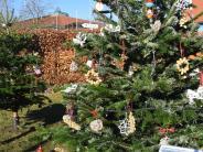Königsbrunn: Vor der Eishalle wird es wieder weihnachtlich