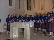 Konzert: Weihnachtliche Klänge in der Kirche