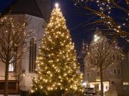 Langerringen: Wie der Christbaum nach Bayern kam
