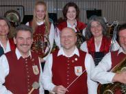 Walkertshofen: Treue Musiker bei einer der ältesten Blasmusik-Kapellen