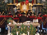 : Christmette mit Welthits samt Feliz Navidad
