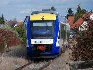 Nahverkehr: Ein Fahrplan nicht nur für die Staudenbahn