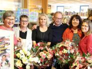 Wehringen: Immer neuer Lesestoff für 1500 Menschen