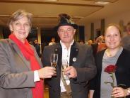 Walkertshofen: Ein krachender Neujahrsempfang