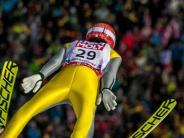 Königsbrunn/Oberstdorf: Königsbrunner sorgen für ein sicheres Skifliegen