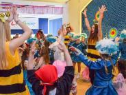 Graben: Tanzenden Bienen animieren zum Mitmachen