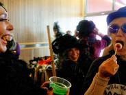 Großaitingen: Die Wilden Weiber sind unterwegs
