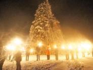 Reinhartshofen: Der Winter wehrt sich heftig