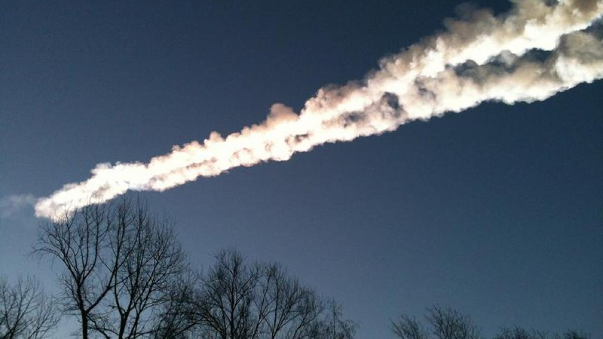 asteroid hitting earth 2017 russia - photo #15