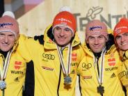 : Skisprung-Happy-End: DSV-Adler bestehen Reifeprüfung