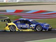 : DTM-Jubiläumssieg für Paffett - Mercedes stark