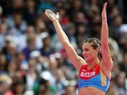 : Issinbajewa, Vlasic, Gay: Altstars heiß auf WM-Gold