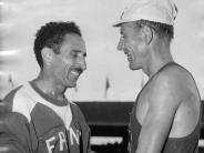 : Marathon-Olympiasieger und Zatopek-Rivale Mimoun tot