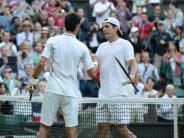 : Haas verpasst Überraschung gegen Djokovic