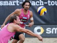 : Beach-Duo Erdmann/Matysik: Die WM-Million lockt
