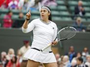 : Frühere Wimbledon-Finalistin Bartoli m Halbfinale