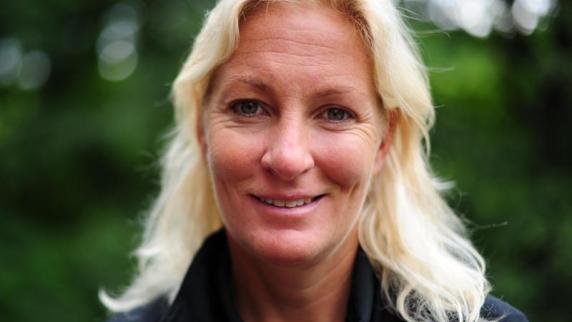 Für Barbara Rittner ist ein Tennisturnier in Berlin ein Wunschtraum.