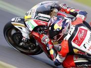 Motorrad: Starker Bradl
