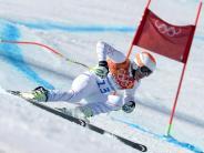 Olympia: Miller Schnellster bei erstem Olympia-Abfahrtstraining