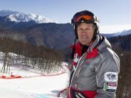 Olympia: Die olympische Abfahrts-Piste der Männer