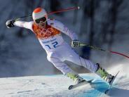 Olympia: Abfahrtspektakel gleich zumStart:Miller vs. Svindal