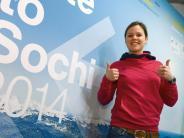 Olympia: Rebensburg startet bei der Abfahrt