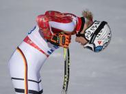 Olympia: Höfl-Riesch verpasst Medaille - Gisin und Maze siegen