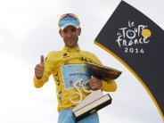 Tour de France: Vater von Tour-Sieger Nibali droht seinem Sohn