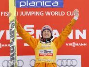 Vierschanzentournee: Severin Freund - der Mann, der Skisprung-Geschichte schreiben soll