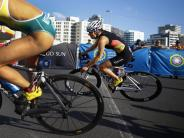 Triathlon: Triathlon-WM-Serie als Sprungbrett für Olympia