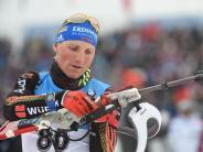 Biathlon: Die Biathlon-Verfolgung in Zahlen und Fakten