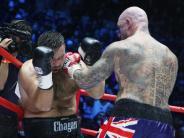 Boxen: Chagaev verliert WM-Titel an Australier Browne