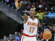 Basketball: Fünfter NBA-Sieg in Serie für Schröder und Hawks