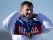 Olympia: Russen Subkow und Legkow dementieren Doping-Einnahme