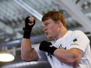 Boxen: Boxer Powetkin weist Doping-Vorwürfe zurück