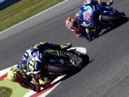 Motorsport: Moto2-Pilot Schrötter bester Deutscher in Qualifikation