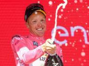 Radsport: Niederländer Kruiswijk darf von Giro-Sieg träumen