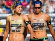 Beach-Volleyball: Durchwachsener Turnierstart für deutsche Teams bei Beach-EM
