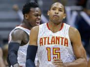 Basketball: NBA: Hawks-Center Al Horford geht nach Boston