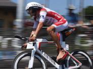 Triathlon: Frodeno vor Roth-Ironman: Erst Sieg, dann Rekord