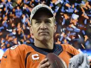 American Football: Doping-Freispruch für Ex-Football-Star Manning