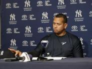 Baseball: US-Baseball-Star Alex Rodriguez beendet seine Karriere