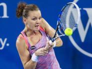 Tennis: Radwanska gewinnt Turnier in New Haven